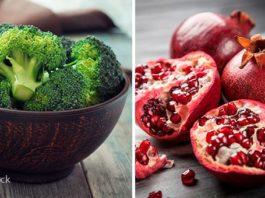 15 продуктов, способных замедлить естественные процессы старения