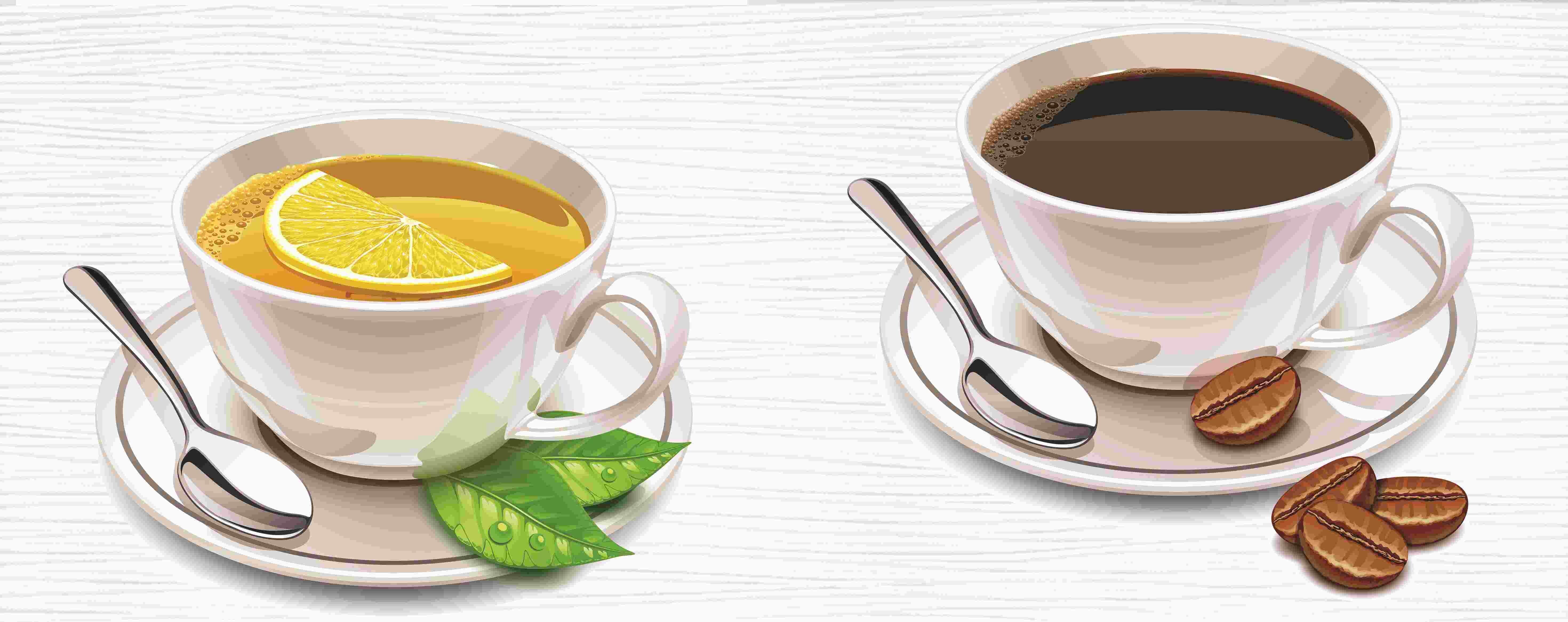 """Результат пошуку зображень за запитом """"Кофе и зеленый чай"""""""