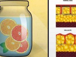 Рецепт промывающей воды для сжигания упрямого жира в проблемных зонах