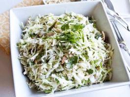 Хотите избавиться от подкожного жира: салат для сушки тела