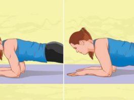 3 варианта планки, которые помогают обрести плоский живот, подтянутые руки, стройные бедра