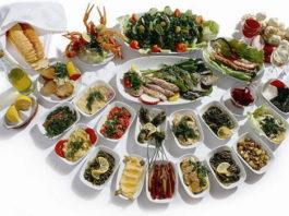 Диета 1200 калорий: ежедневное примерное меню