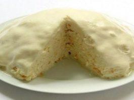 Молочный тортик без выпечки. Готовлю, когда хочу чего-то особенного!