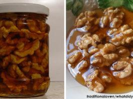 Вот что будет с вашим телом, если вы начнете есть мед с грецкими орехами