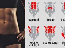 Всего 5 упражнений, которые помогут сделать ваш живот плоским!