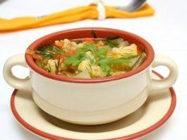 3 рецепта жиросжигающих супов