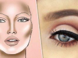 Секреты мастера: 5 правил макияжа, чтобы сделать лицо более изящным
