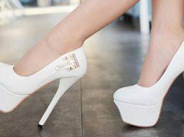 Вот как правильно подобрать туфли на каблуке! Выбираю только такие