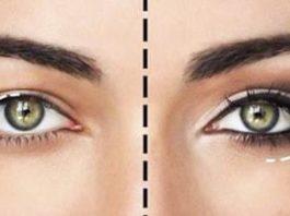Грамотная техника нанесения макияжа ПРИ ОПУЩЕННОМ ВЕКЕ: 7 главных правил+7 шагов