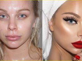 Если кто-то считает макияж бесполезным делом, покажите ему эти фотографии: 13 фото до и после мейкапа