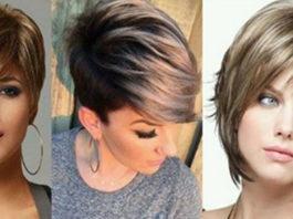 Шикарные прически на короткие волосы