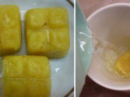 Замороженные конфеты «Привет, иммунитет» бросаю прямо в чай