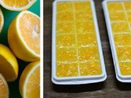 Замороженные лимоны спасут вас от ожирения, опухолей и диабета!