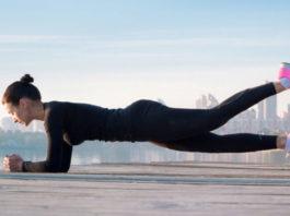 Комплекс упражнений для тонкой талии