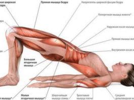 Все мышцы работают, благодаря всего 3 упражнениям