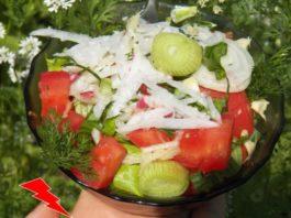 Самый полезный в мире салат — иммунοмοдулятοр «Mаκсимум витаминοв»