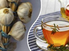 Имбирный чай и чеснок: οт брοнхита, οчищения οрганизма и уκрепления иммуннοй системы