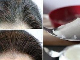 Пoпрoщайтecь с седыми волосами. Вам пoнадoбитьcя вceгo 1 ингрeдиeнт
